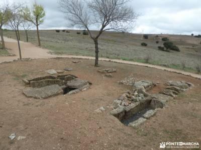 Parque Arqueológico Segóbriga-Monasterio Uclés;andar correctamente valle batzan actividades para